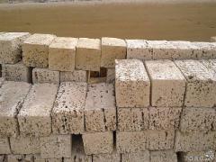 Камень стеновой ракушечник  доставка Симферополь, Севастополь