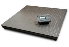 Scales platform 1000kh1000mm 2