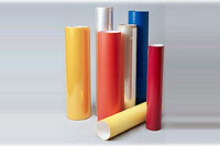 Tapes polystyrene and polypropylene