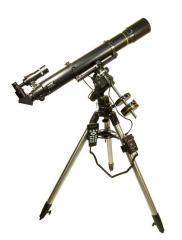 Телескоп с автонаведением Levenhuk SkyMatic PRO