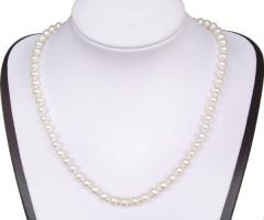 Necklace from pearls of 8-8,5 mm