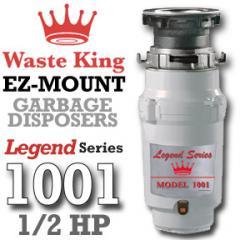 Диспоузер Waste King Legend 1001