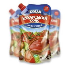 Sauces from the producer, the Kukharsky Classical