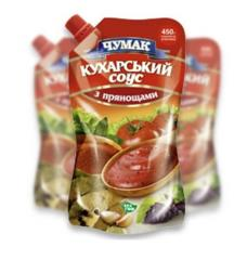 Sauces, the Kukharsky with Spicery Sauce in
