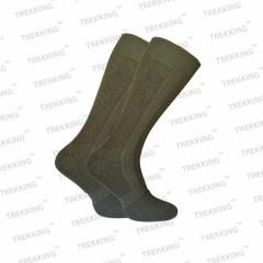 Носки треккинговые (походные) унисекс зимние с терморегуляцией и доп. фиксацией