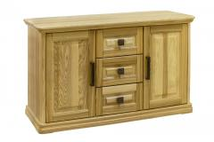 Modern Dresser under the lacquer with doors