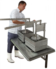 For cheese production equipment