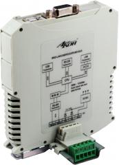Преобразователь интерфейсов WAD-RS232-ILOOP-BUS