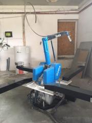 Покрасочный робот Lesta R500 used 2017