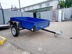 Trailers for passenger cars