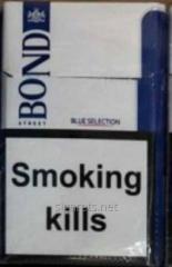 Bond Cigarettes Blue (Duty Free)