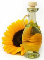 Ongeraffineerd zonnebloemolie