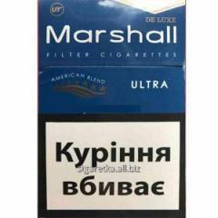 Сигареты Маршал синий (ультра)
