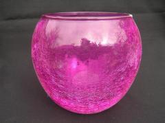 Кашпо для Орхидей Сфера,  розовый,   D12, 5