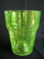 Кашпо для Орхидей,  Макси,  D18,  зеленый