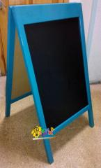 Boards for chalk