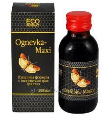 Комплекс для здоровья глаз Ognevka Maxi Огневка