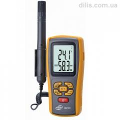 Thermohygrometers