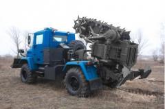 Technologie wegenbouw-en speciale militaire