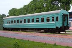 Вагон пассажирский купейный мод. 61-779 (купе с