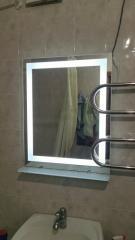 Зеркала с подсветкой LED