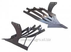 Spare parts for plows