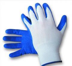 Перчатки полиэстеровые