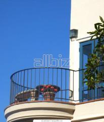 Рамы балконные