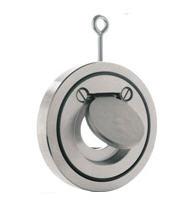 Backpressure interflange valve steel (cracker)