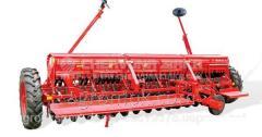 Сеялка зерновая Астра СЗ 5.4