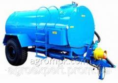 Agregatele pentru transportul de apă