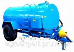 Агрегати для перевезення води