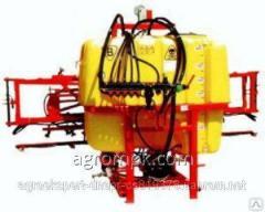 Опрыскиватели навесные штанговые тракторные ОП-400, ОП-600, ОП-800, 0П-1000