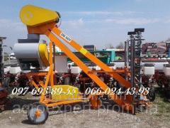 Зернометатель ЗМ-90У усиленный самопередвижно