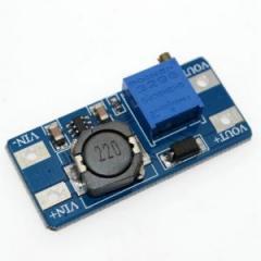 Стабилизатор повышающий MT3608