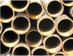 Steel electrowelded longitudinal pipes