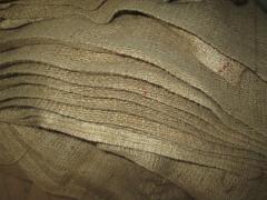 پارچه های ساخته شده از الیاف لیف درخت ، پنبه