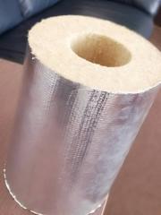 Базальтовые цилиндры с фольгой