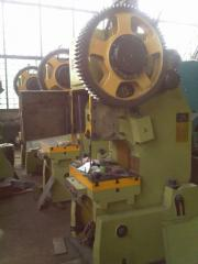 Press one-crank JC23-40D (40 tn)