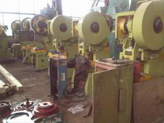 Press one-crank JC23-25D (25 tn)