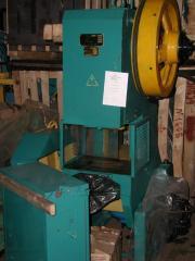 Press crank (16 tn) KD2322