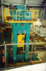 Press crank (400 tn) KB2536
