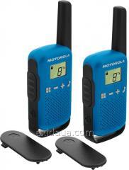 Рация Motorola Talkabout T42 Blue Twin Pack