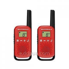 Рация Motorola Talkabout T42 Red Twin Pack