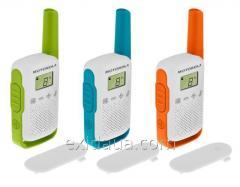 Рация Motorola Talkabout T42 Triple Pack