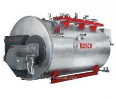 Паровой котёл промышленный 4 т/час, 1.0 МПа Bosch