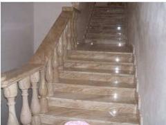 Stone granite: polishing, polishing