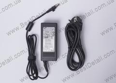 Блок питания для ноутбука SAMSUNG 19V, 3.16A, 60W,