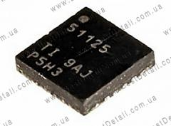 Микросхема TPS51125TI Texas Instruments для