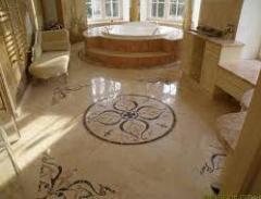 Floors from granite: polishing, polishing
